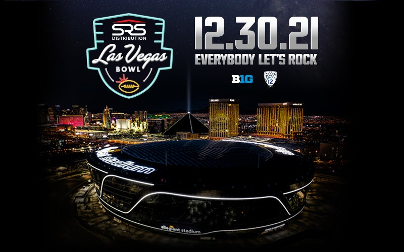 More Info for 2021 SRS Distribution Las Vegas Bowl to Be Played December 30 at Allegiant Stadium