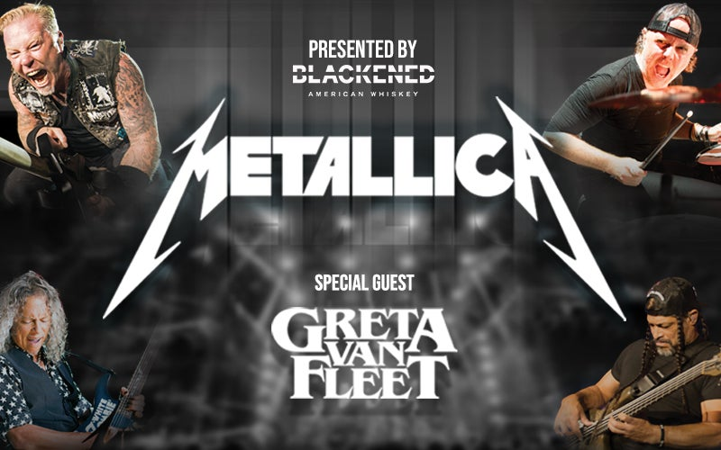 More Info for Metallica with special guest Greta Van Fleet