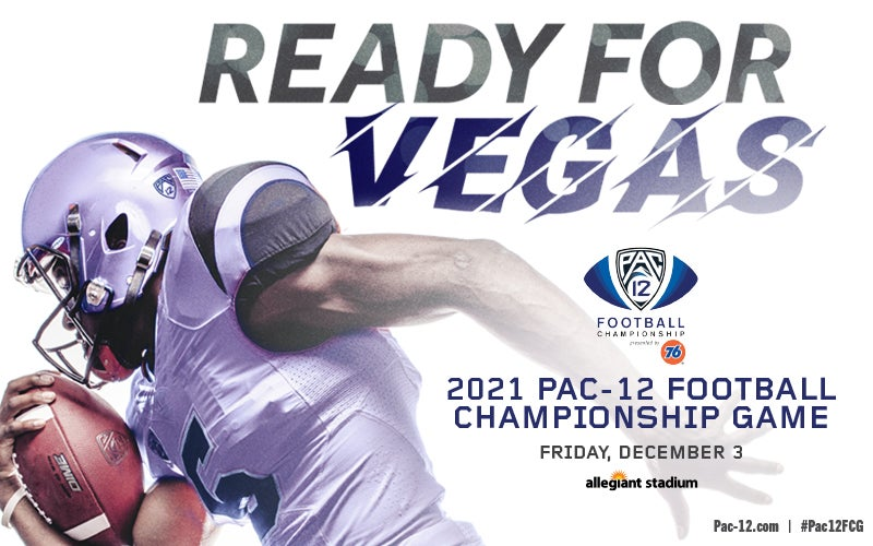 More Info for 2021 Pac-12 Football Championship Game