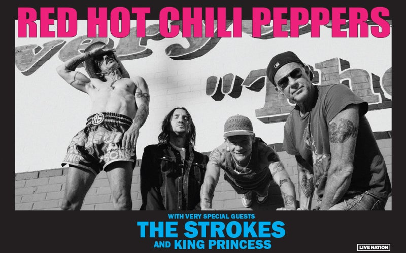 More Info for Red Hot Chili Peppers Announce 2022 Global Stadium Tour