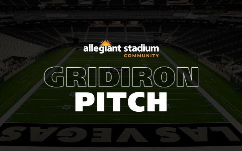 More Info for Allegiant Stadium Hosts First Gridiron Pitch