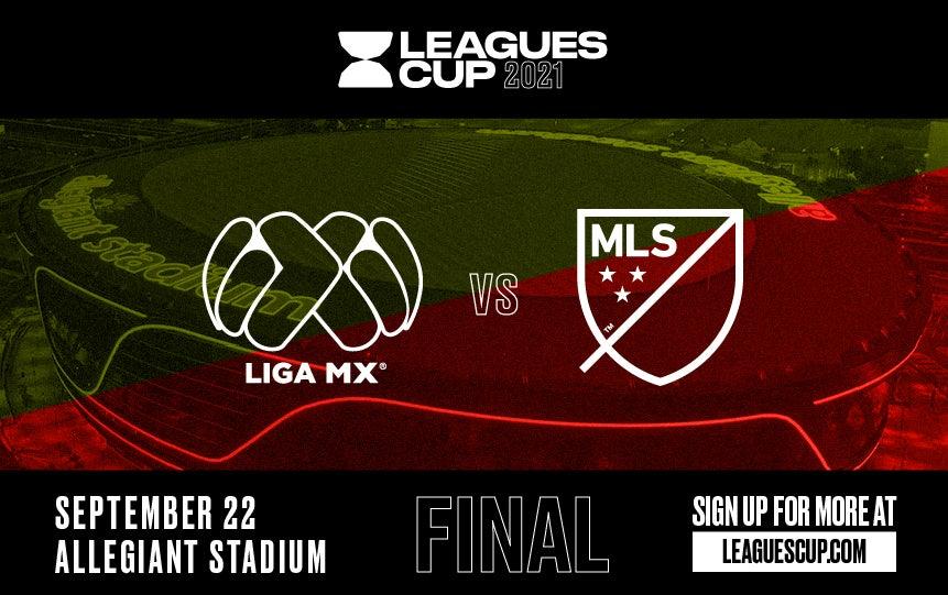 Leagues Cup Final 2021