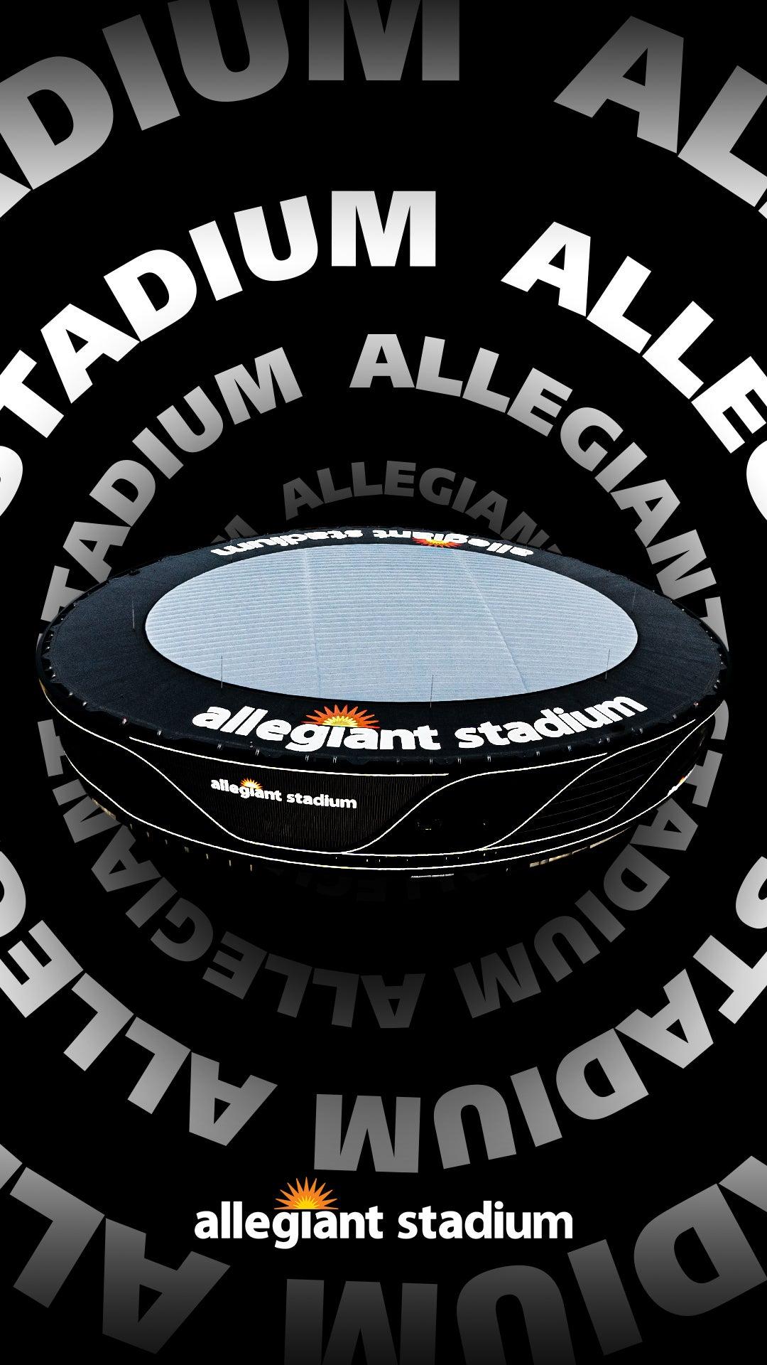 Allegiant Stadium Wallpaper