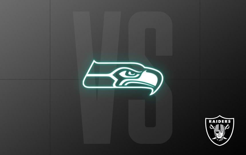 Raiders vs. Seahawks - Preseason Week 1