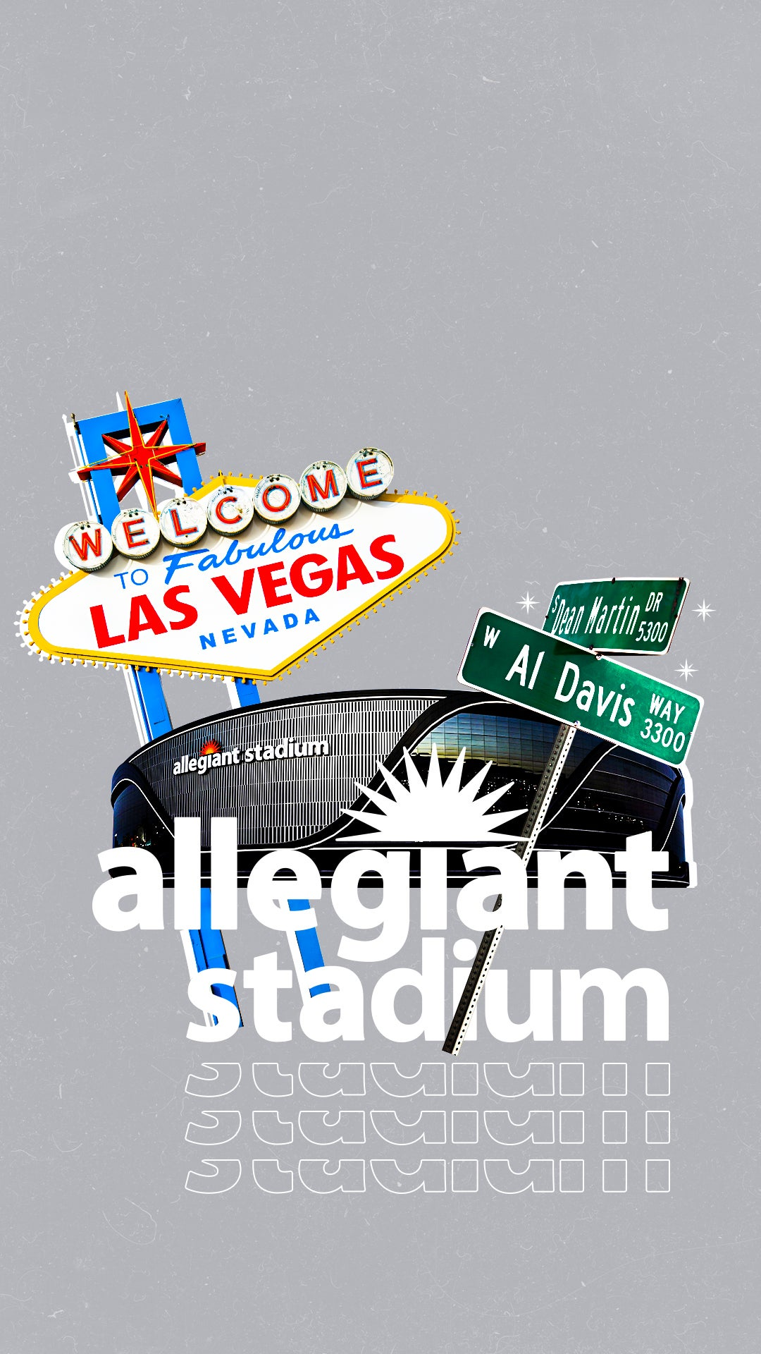 Allegiant Stadium Wallpaper