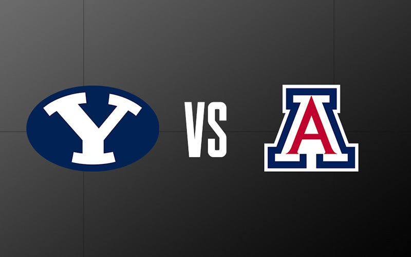 More Info for BYU Cougars vs. Arizona Wildcats