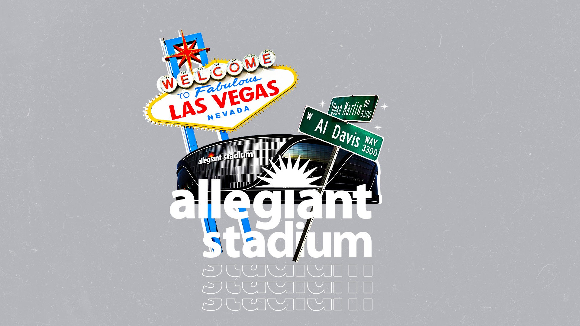 Allegiant Stadium Elvis Art Wallpaper