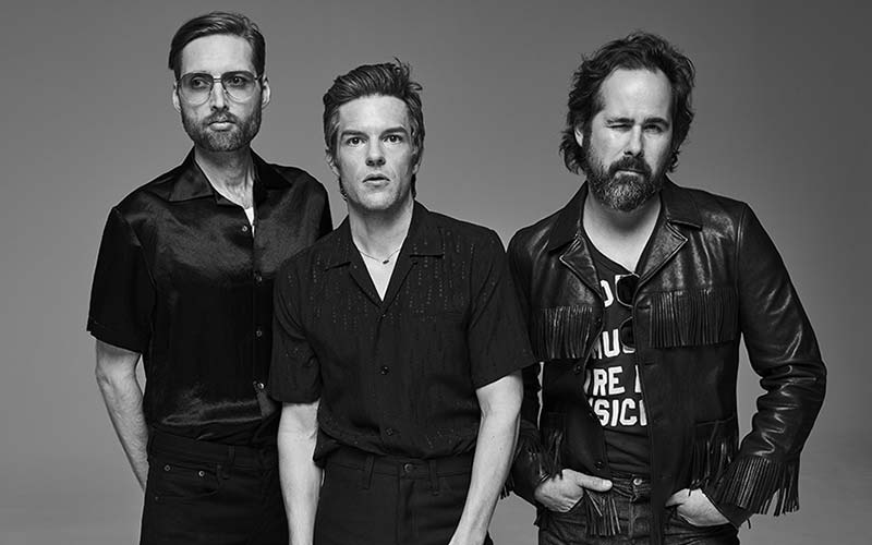 More Info for The Killers set to rock halftime of the Raiders' home opener on Monday Night Football