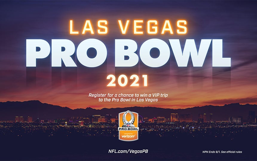 More Info for The Pro Bowl is coming to Allegiant Stadium in 2021