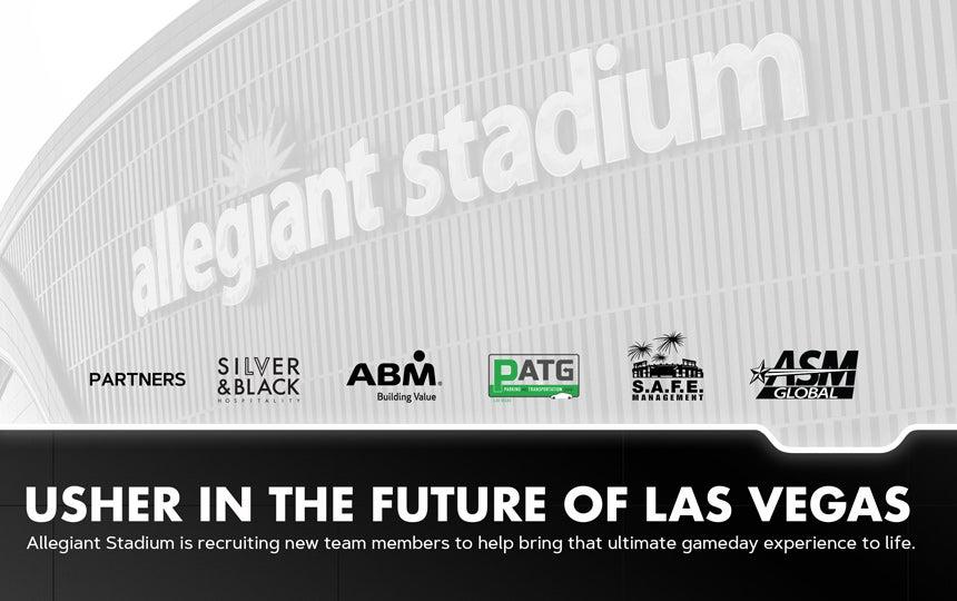 Openings at Allegiant Stadium
